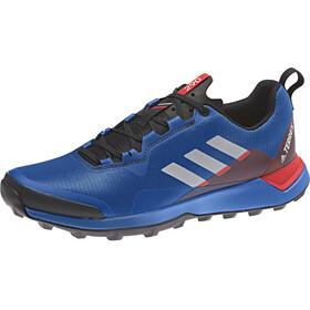 adidas TERREX CMTK Shoes Herren blue beauty/grey one/active red
